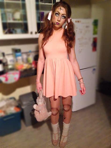 broken doll costume diy diy creepy doll costume maskerix