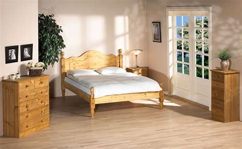 steens mario natural pine bedroom furniture