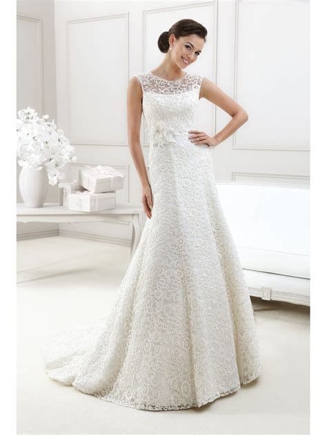 All Wedding Dresses by All Lace Wedding Dress