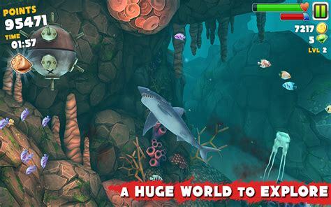 mod game hungry shark evolution hungry shark evolution v5 4 0 android apk hack mod download