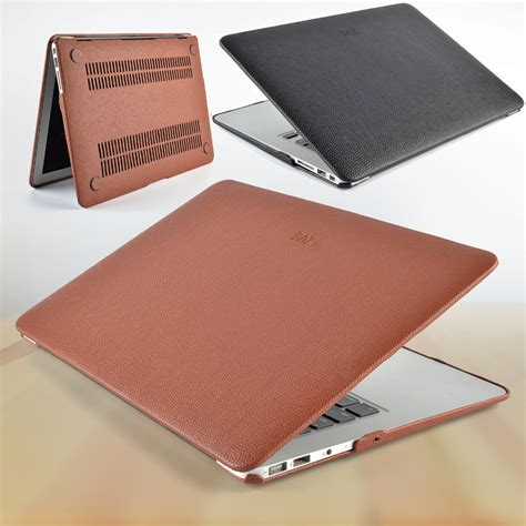 Casing Original Sleeve Leather For Macbook Laptop 11 Inch zve fashion pu leather protecter sleeve for macbook pro air retina quot 11 quot quot 13 quot quot 15 quot in laptop
