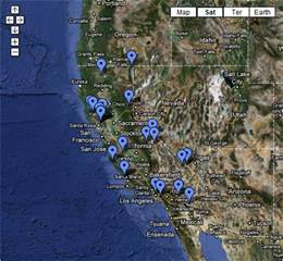map california springs