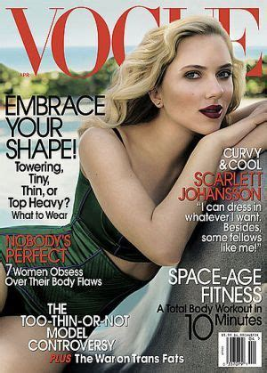 Johansson Pics From Vogue Magazine by Your Fashion History Vogue Magazine Covers 2000 2012