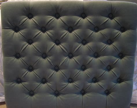 diamond tufted headboard how to upholster a framed