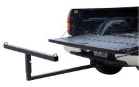 bed load erickson big bed junior load extender for truck bed or