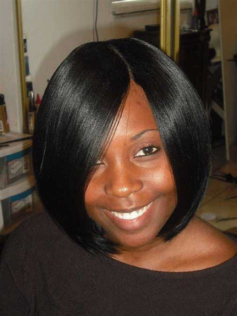 short sew in bob style for black women 15 short bob haircuts for black women short hairstyles