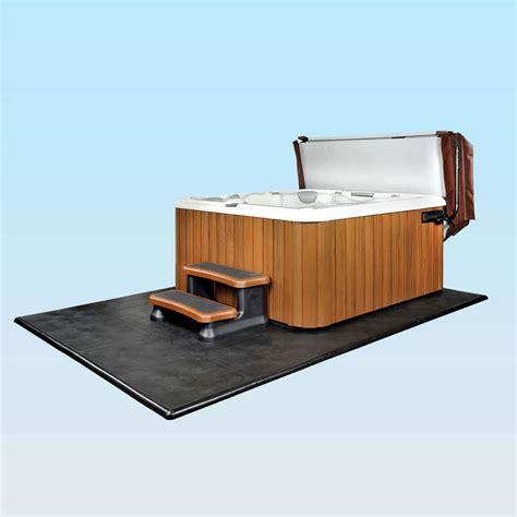 bathtub accessories spa smartdeck olympic hot tub