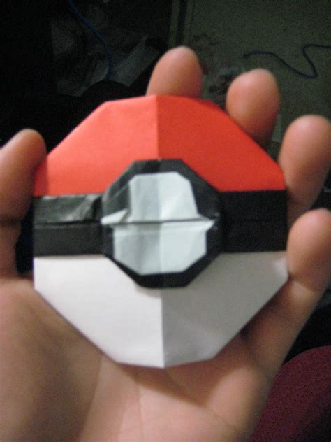 origami pokeball 28 images how to make an origami