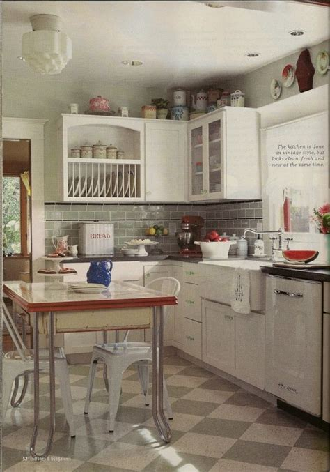 1920s kitchen 1920 s bungalow kitchen kitchen pinterest four