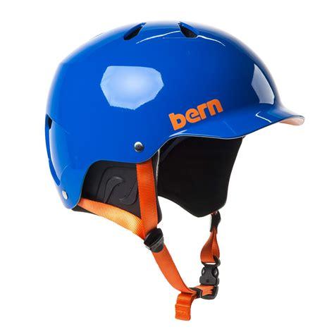 Stiker Matte Azure Blue helmet bern watts h2o gloss azure blue snowboard zezula
