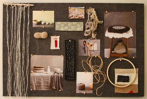 create a fall inspiration board interior design