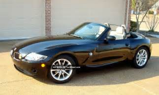 2005 bmw z4 2 5i convertible 2 door 2 5l