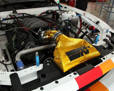 do car induction kits work k n ford racing mustang rtr practice before nasa american iron laguna seca race