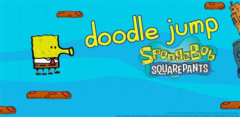 doodle jump android doodle jump spongebob v 1 0 mod android 187 4pda info