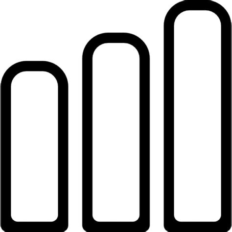 mobile connection mobile phone connection symbol bars icons free