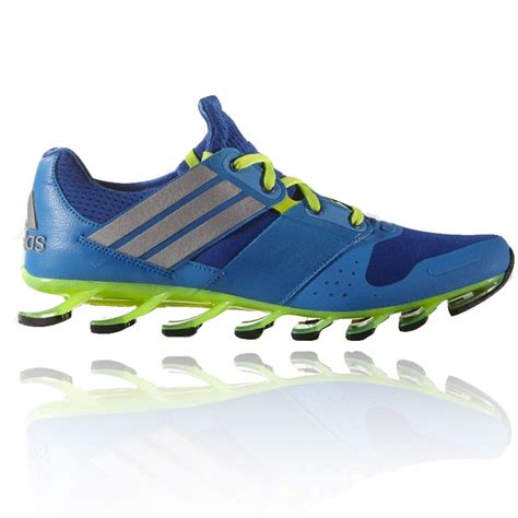 Shoes Sport Adidas Springblade Hitam Putih Shoes Casual Pria adidas springblade solyce mens blue running road sports shoes trainers pumps ebay