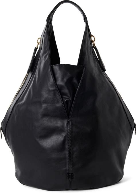 givenchy hobo bag  black lyst