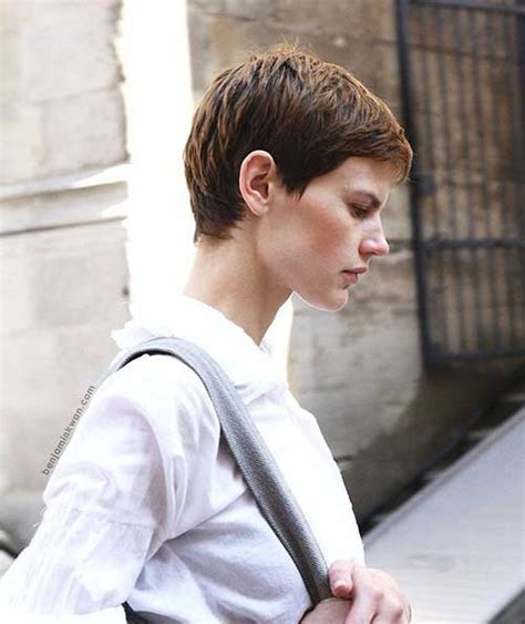 casual pixie hairstyles 20 very short haircuts for women short hairstyles 2017