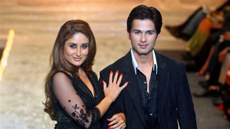 shahid kapoor dan priyanka chopra pacaran flashback when kareena kapoor openly spoke about her