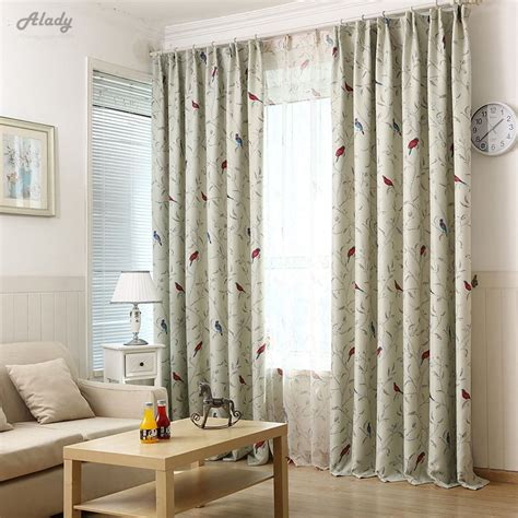 bird kitchen curtains curtains with birds rooms
