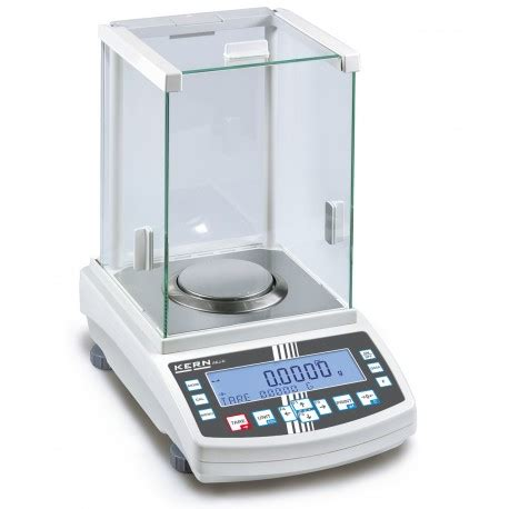 Analitical Balance kern aej 200 5cm analytical balance with verification option