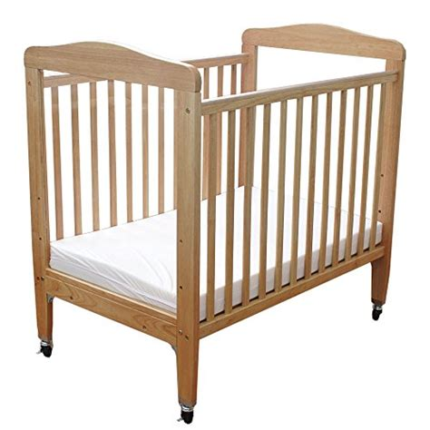 La Baby 3 Compact Crib Mattress Acrylic Baby Cribs When Traditional Decor Just Isn T In The Cards