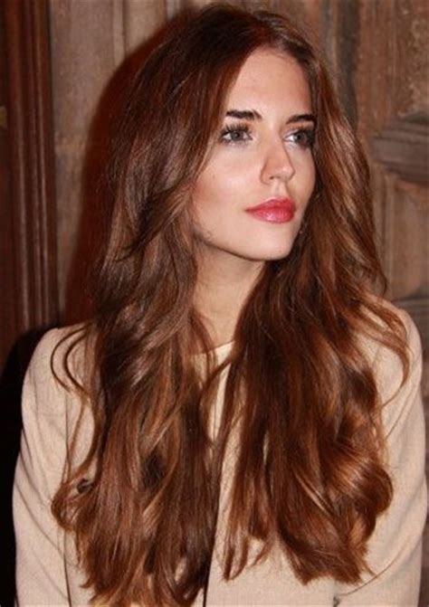 re create tognoni hair color brunette hair color trend 2016 a precious gemstone topaz