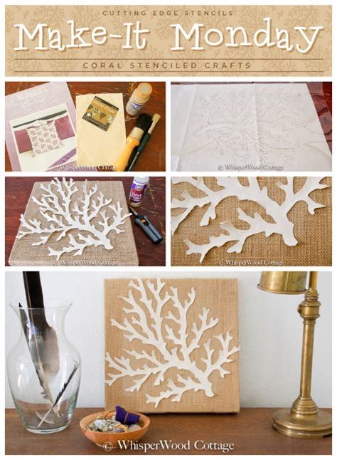 Handmade Stencils - pics for gt diy projects canvas