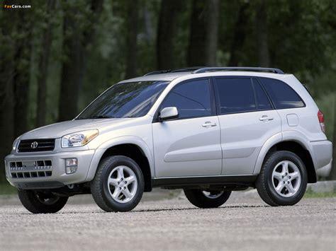 U Of Toyota Pictures Of Toyota Rav4 Us Spec 2000 03 1280x960