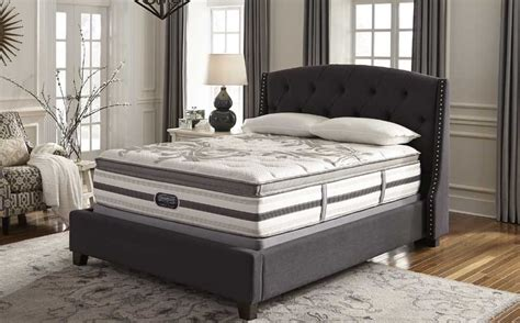 what is a pillow top bed therapedic backsense pillow top beautyrest platinum mattresses the mattress factory
