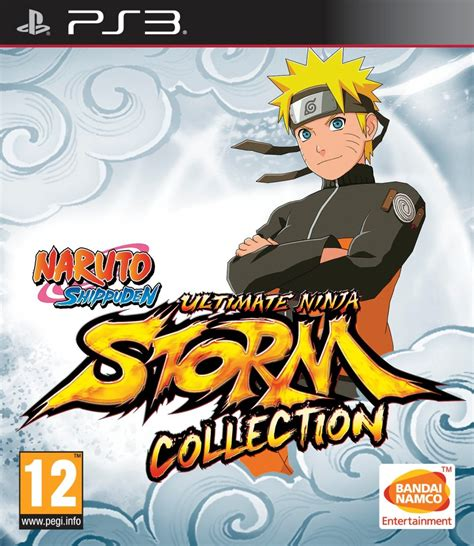 Naruto Shippuden Storm Collection Coming to PS3 ? Capsule