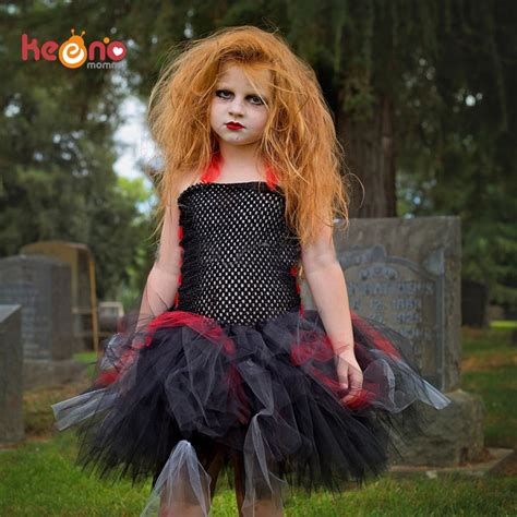 buy keenomommy girls zombie tutu dress