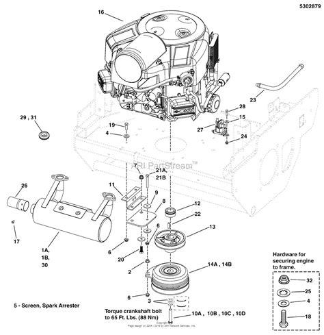 snapper parts diagram snapper pro 5900582 s200xtb3061 61 quot zero turn rider