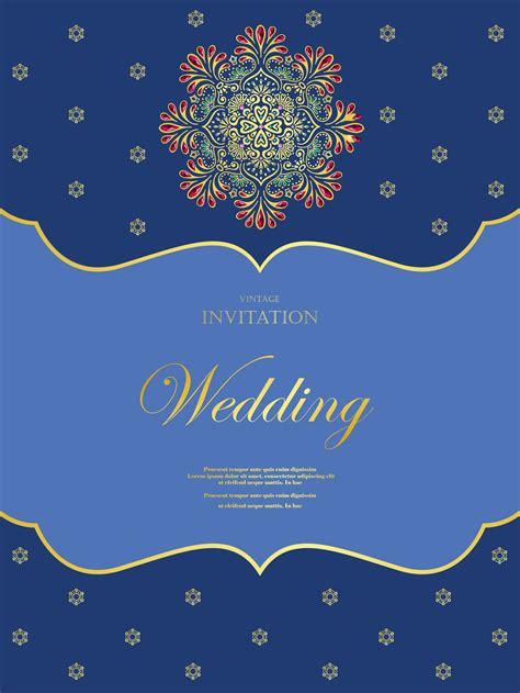 wedding  invitation card vintage style  crystals