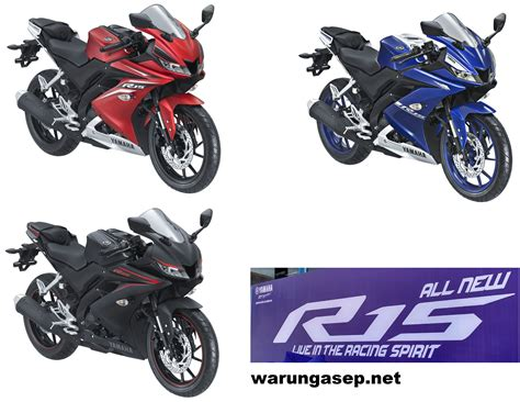 Teringann All New Yamaha R15 all new yamaha r15 2017 warungasep
