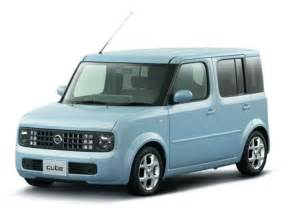 Toyota Cube The Nissan Cube Is Coming 37 Mpg And Wired