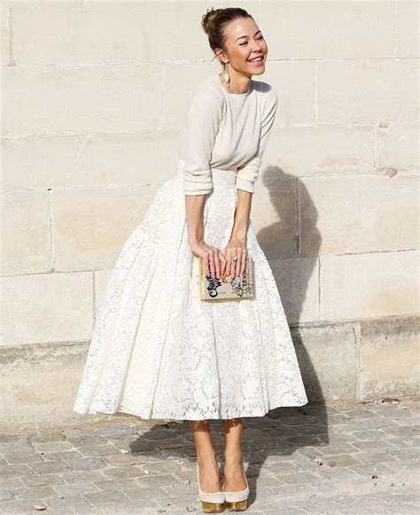 how to embrace the midi length style glam radar