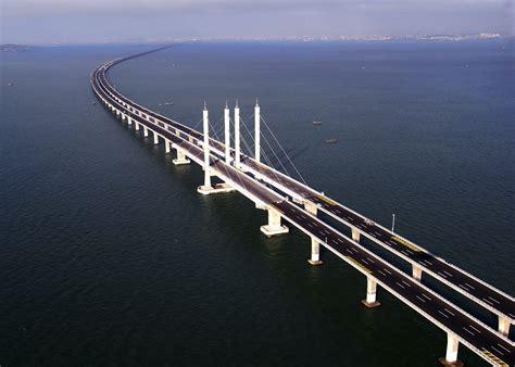 qingdao bridge jagansnews july 2011
