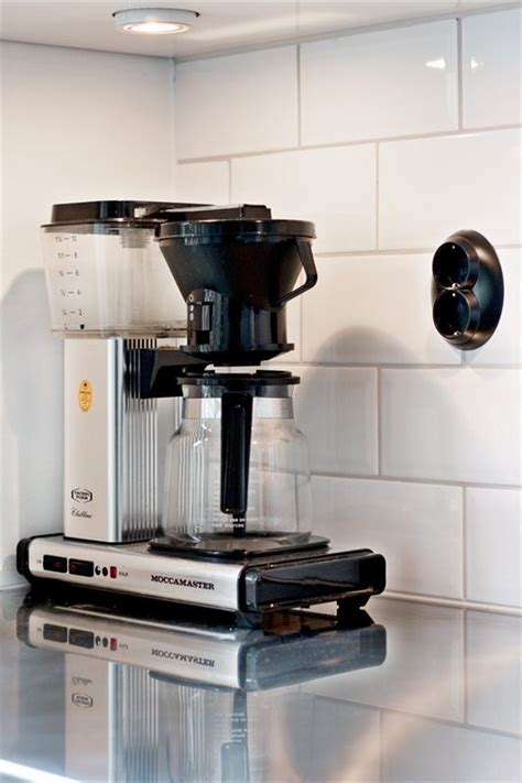 Handmade Coffee Machine - moccamaster coffee machine http en homebarista be