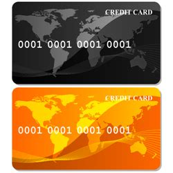 Template Credit Card Illustrator Free Vector Category Of Business Cards Page 6
