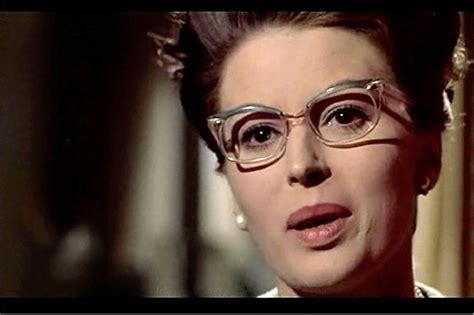 Silvana Rantang S S 3 bespectacled birthdays silvana mangano from the witches c 1967
