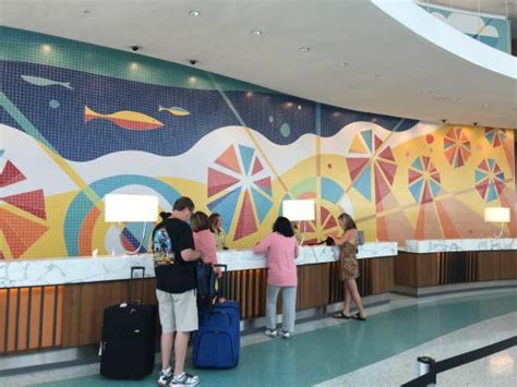 paramount bay front desk front desk picture of universal s cabana bay beach