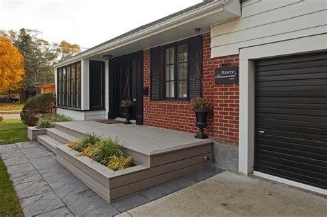 Modern Exterior Doors Toronto brucewood contemporary exterior toronto by peter a