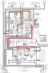 1970 vw ignition wiring diagram 1972 vw wiring diagram panicattacktreatment co