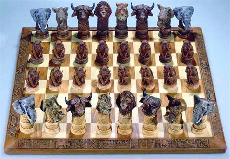 interesting chess sets chess com unusual and interesting chess set designs