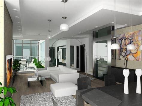 desain interior isi yogyakarta gambar desain interior rumah minimalis modern dengan sekat