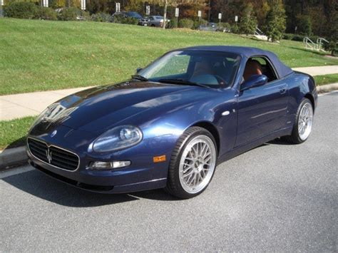 2005 Maserati Spyder by 2005 Maserati Spyder 2005 Maserati Spyder For Sale To