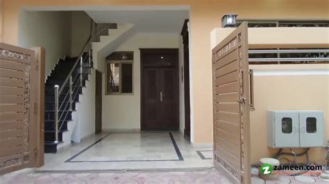 5 MARLA DOUBLE STOREY BRAND NEW HOUSE FOR SALE IN G 11