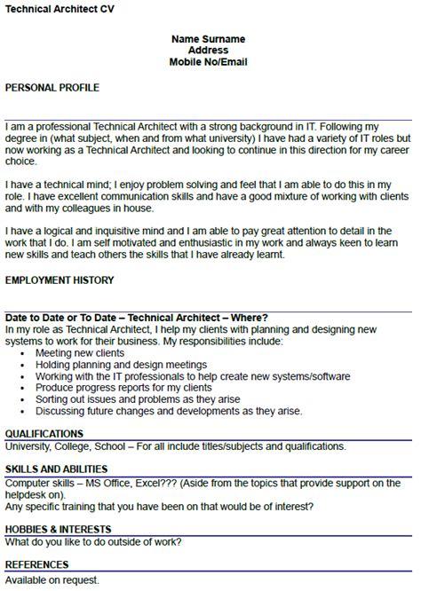 curriculum vitae landscape architect example good resume template
