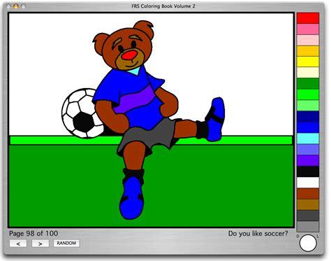 sarasoft coloring book free coloring book softwares free freewares